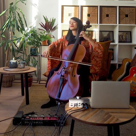 The Wong Janice - Cello Player