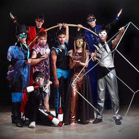 Circus in Motion - Circus Extravaganza