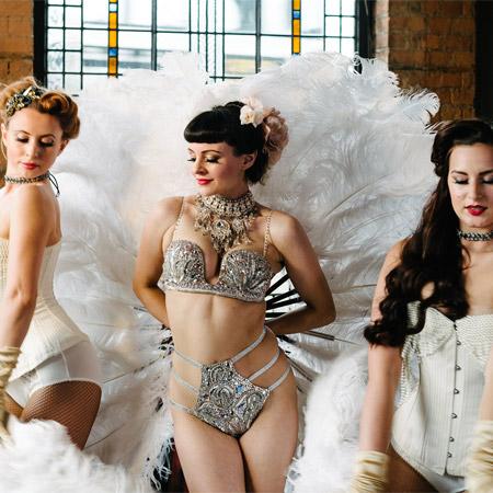 The Burlesque Girls