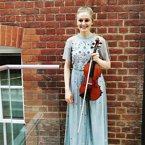 Kirsty MacLeod - Solo Violinist