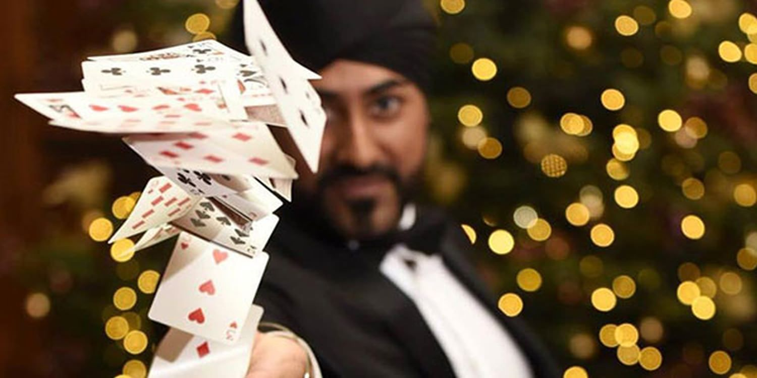 Get To Know Our Logic-Defying Magician
