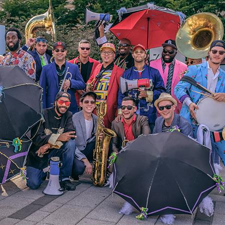 Urban Science Brass Band