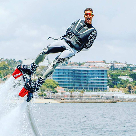 The Racing Show - Flyboard Riders
