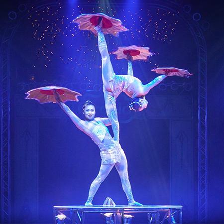 Duo YingLing - Acrobatic Duo