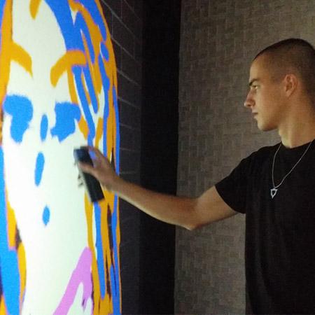 Interactstyle - Virtual Graffiti