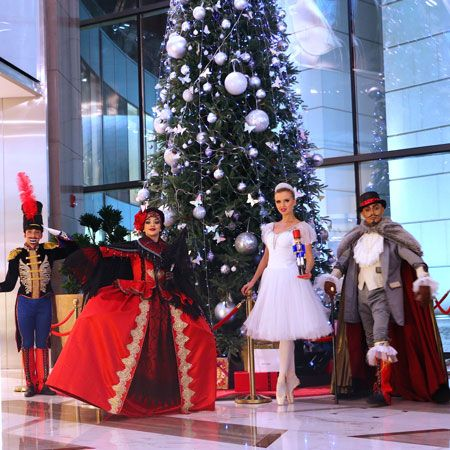 The Nutcracker Walkabout Characters