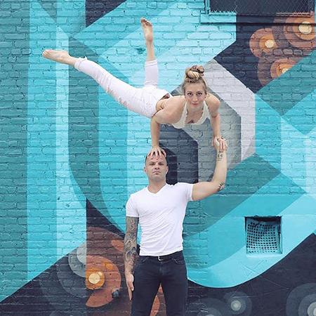 Balancing Act Acrobatic Duo - Phoenix