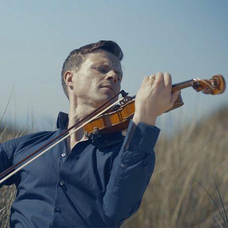 Matt Glossop - Solo Violinist Matt Glossop