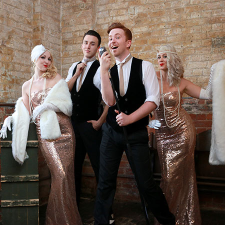 Jammy Shows & Productions Limited - Velvet Affair