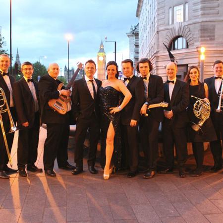 The Bond Band