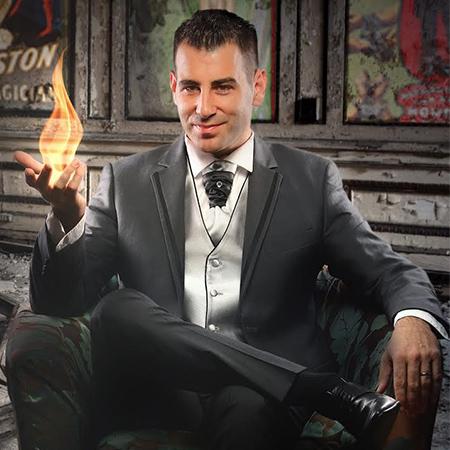 The Maestro Magician