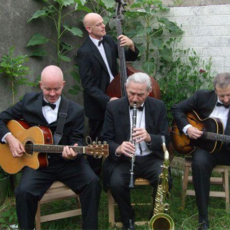Cotton Club Jazz Quartet