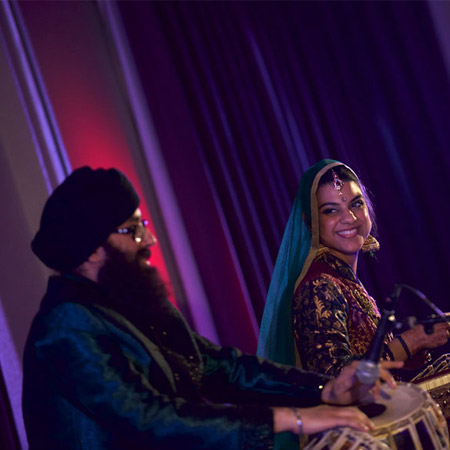 Kamaljeet & Jas Ahluwalia