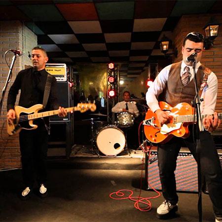 The Wheelers Trio - Vintage Rock n Roll Trio