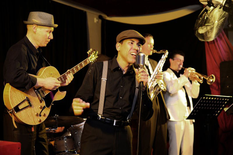 Hire Vintage Band Hamburg | Swing Dance Band | Swing Party