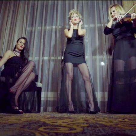 Elena Thedvall - @SET trio