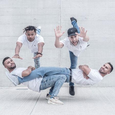 Surprise Effect - Breakdance Troupe