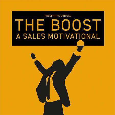 Custom Creations - Virtual Sales Motivational Boost