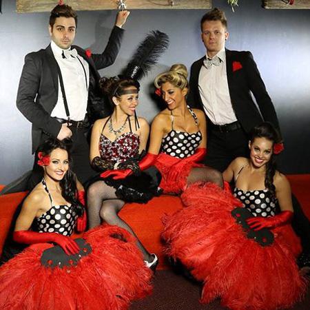 Miss Doll Face - Cabaret Dance Troupe