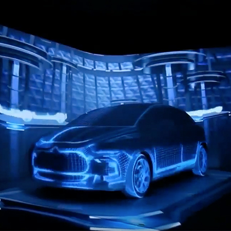JLH Production - Car Mapping