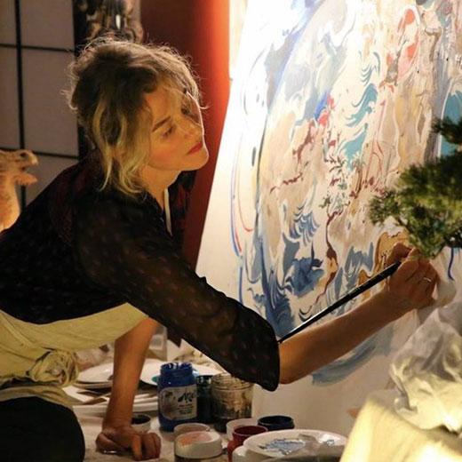 Anne Steinlein - Painter