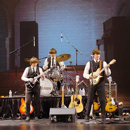 Britishmania - Beatles Tribute