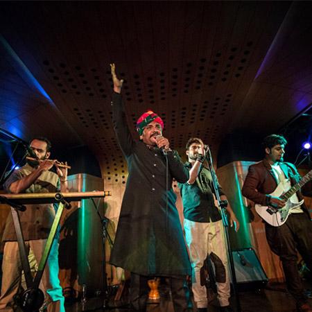 Neele Noorani - Sufi Folk Rock