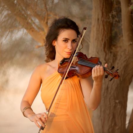Ezgi Turdu – Violin