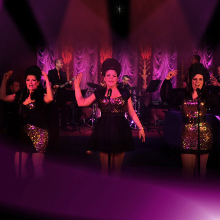 Vernon Sisters - Mascara & Motown