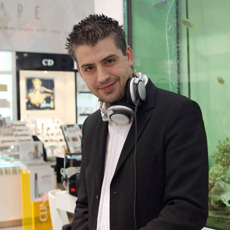 Nikos Alatas - DJ