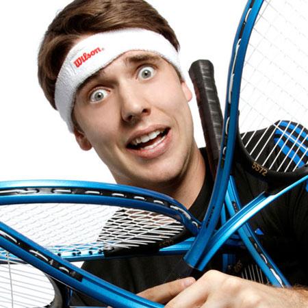 Josh Horton - Tennis Juggler