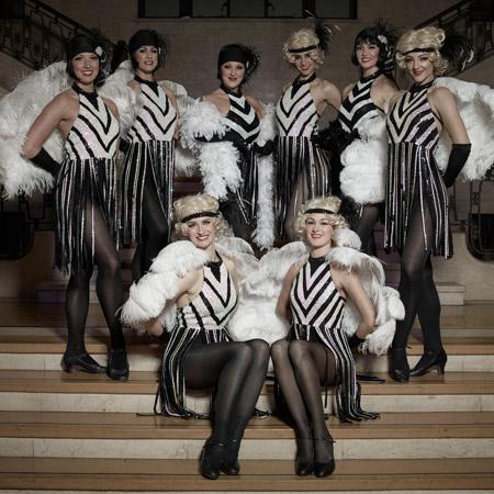 The Vegas Show Girls - Great Gatsby