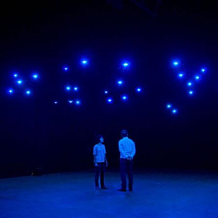 Verity Studios - Indoor Aerial Drones
