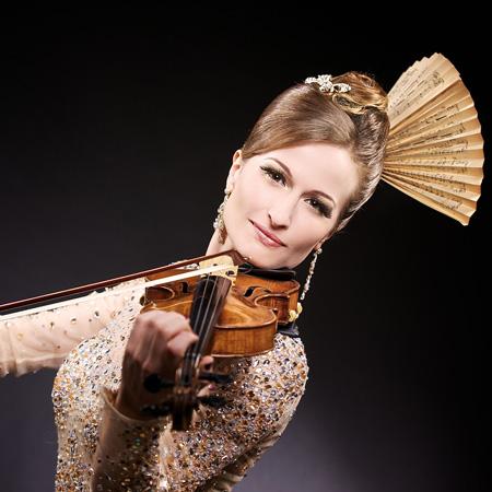 Angie Violin - Glam Violinist