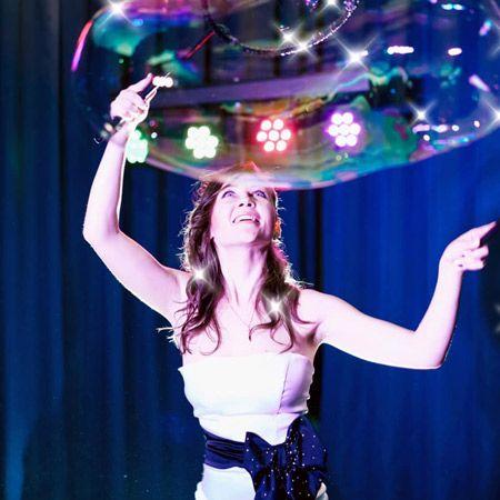 Cyprus Shows Project -  Magic Bubbles Show