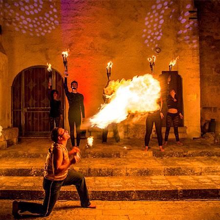Girovaghi - Fire Shows