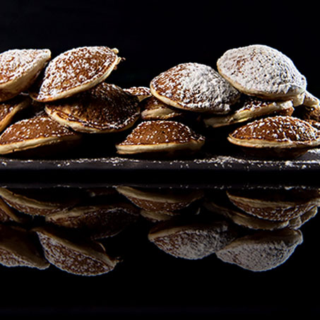 Mini Pancakes - Pancakes