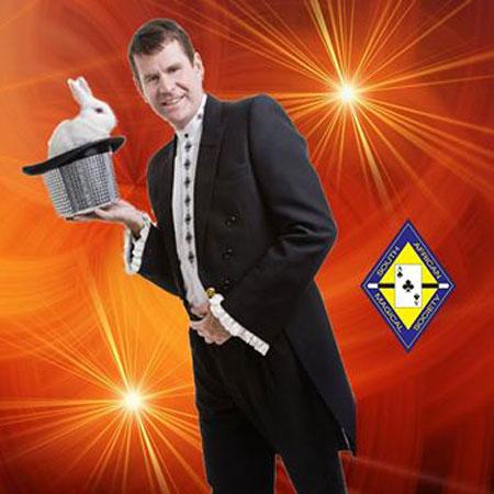 Adrian Smith - Magician
