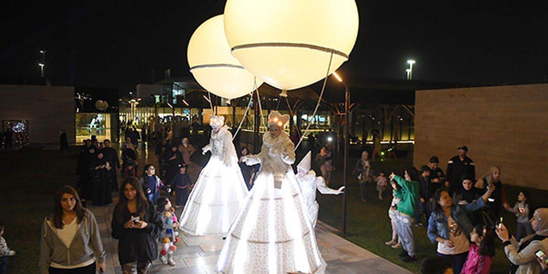 Scarlett Entertainment Lights Up Al Shaheed Park