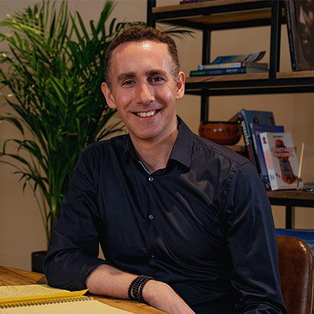 Richard Newman - Body Language Boost Virtual Talk