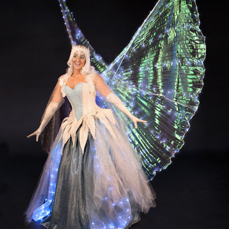 Pyromantic - Ice Fairy