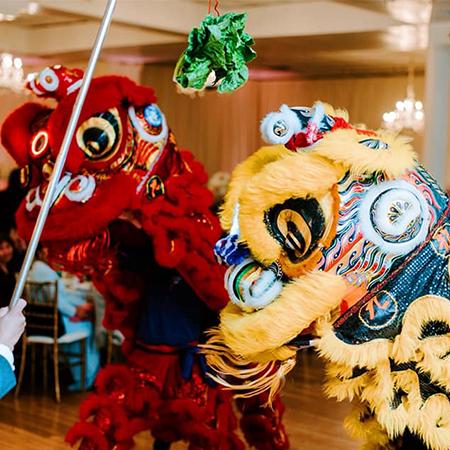 Jiu Long Sports Association - Lion Dance