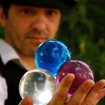 Ellipse Projects - Contact Juggler