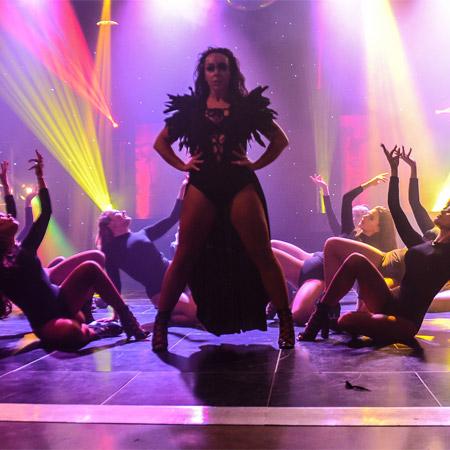 Pastiche - Burlesque Dance Show