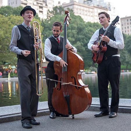 The James Zeller Trio