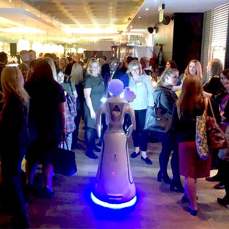 Service Robots - Eva Robot