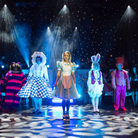 Entertainment Shows - Alice In Wonderland