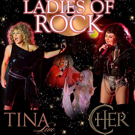 Paula Randell - Ladies of Rock