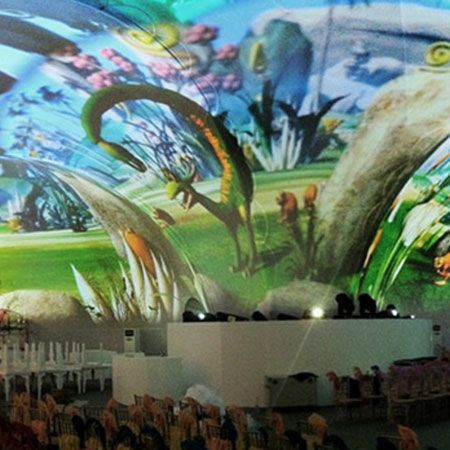 Oracle Projects - Immersive Video Mapping