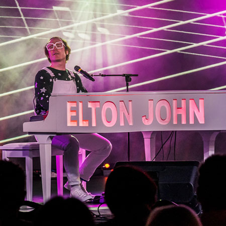 Young Elton - The Tribute Show